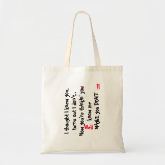 Quotes n' CO. Tote Bag