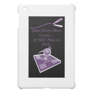 """QUOTES ~N~ MOTION"" 44 by CARA G. RHODES iPad Mini Cases"