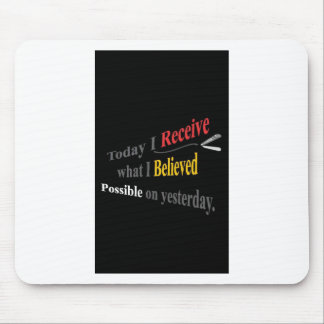 QUOTES N MOTION GEAR WEAR 36 by CARA G RHODES Mousepad