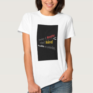 """QUOTES ~N~ MOTION"" GEAR WEAR 36 by CARA G. RHODES T-shirt"