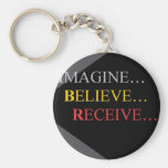 QUOTES ~N~ MOTION GEAR WEAR 37 by CARA G. RHODES Key Chains