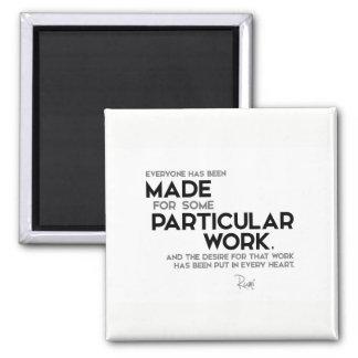 QUOTES: Rumi: Particular work Magnet