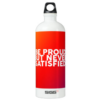 Quotes to motivate and inspire wisdom SIGG traveler 1.0L water bottle