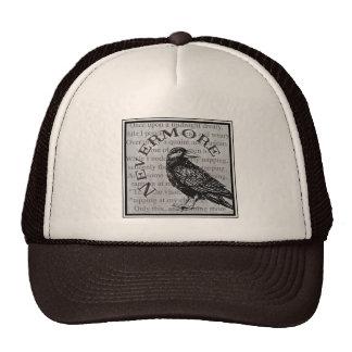 Quoth el cuervo gorro de camionero