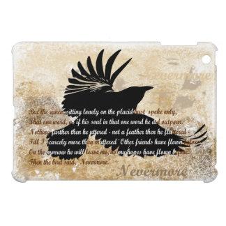 Quoth the Raven Edgar Allen Poe Nevermore ipad Case For The iPad Mini