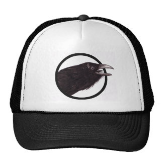 """Quoth the Raven, """"Nevermore."""" Trucker Hat"""