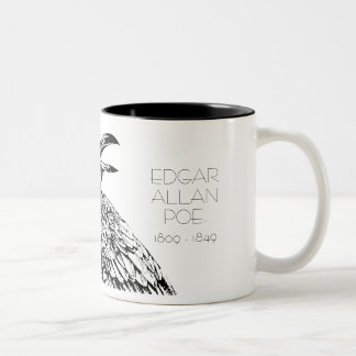 """'Quoth the Raven, """"Nevermore""""', Coffee Mug"""