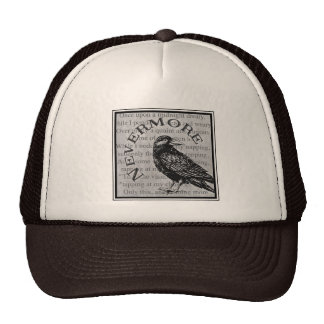 Quoth the Raven Trucker Hat