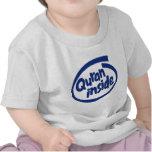 Quran dentro camiseta