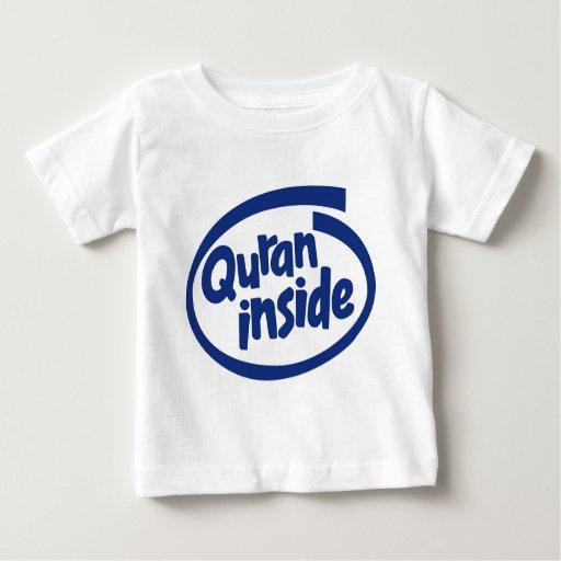 Quran Inside Tshirts