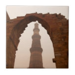 Qutub Minar in Delhi Ceramic Tile