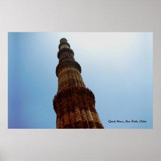 Qutub Minar Poster