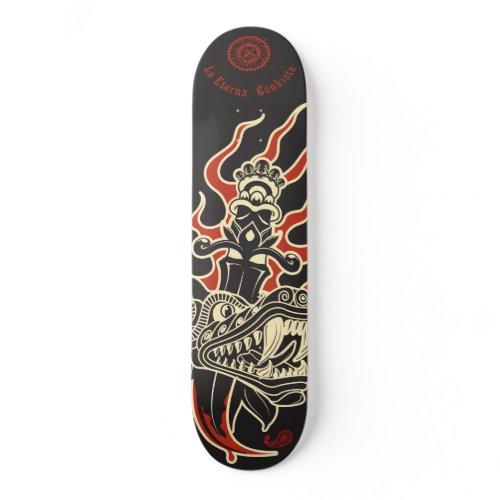 Qutzl skateboard