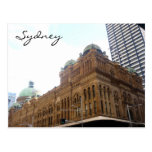 qv bldg sydney post cards