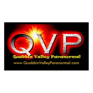 QVP Prayer Card
