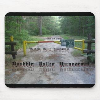 QVP Quabbin Gate Mouse Pad