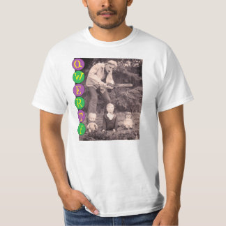 Qwerty Master Chainsaw and Dolls T-Shirt