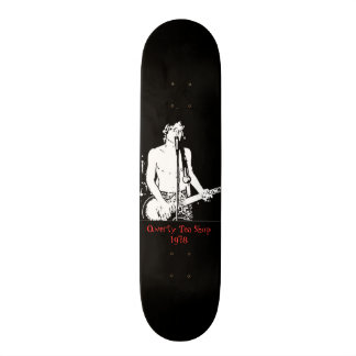 Qwerty Tea Shop--TEA Skateboard