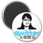 Qwitter Magnet