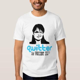 Qwitter Tee
