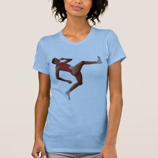 QWOP Goofy Track Runner T-Shirt
