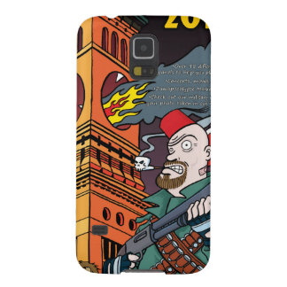 QZ-Con 2013 Galaxy S5 Cover