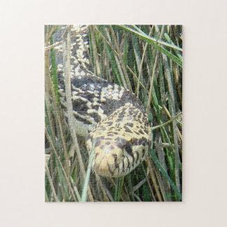 R0004 Bull Snake Jigsaw Puzzle
