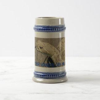 R0008 Prairie Rattlesnake Beer Stein
