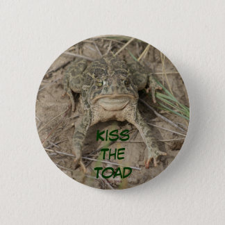 R0010 Prairie Toad Button