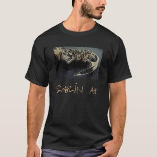 R0011878 and GOBLIN AX T-Shirt