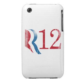 R12 iPhone 3 Case-Mate CASES