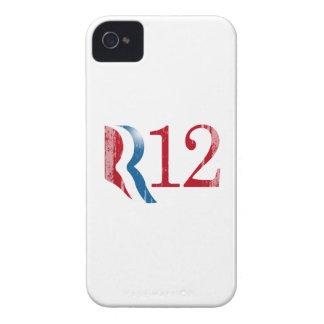R12 Case-Mate iPhone 4 CARCASAS