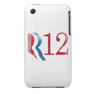 R12.png iPhone 3 Case-Mate Protectores