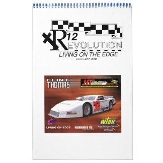 R12 que compite con el calendario 2009 -