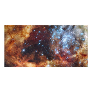 R136 Super Star Cluster Tarantula Nebula NGC 2070 Card