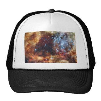 R136 Super Star Cluster Tarantula Nebula NGC 2070 Trucker Hat