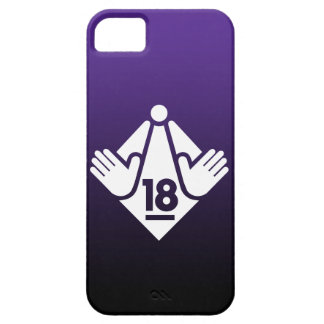 R18 (W) iPhone SE/5/5s CASE