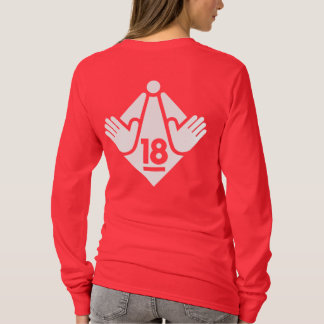 R18 (W) T-Shirt