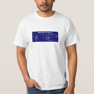 R22 Helicopter T-shirt
