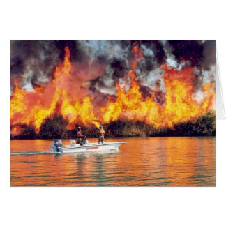 r2-az-imr-prescribed fire ignited by boat greeting card
