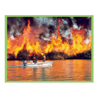 r2-az-imr-prescribed fire ignited by boat post card