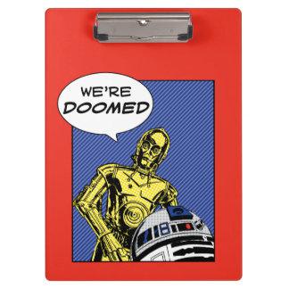 R2-D2 y C-3PO cómicos
