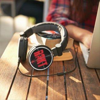 R3KT Custom DJ Style Headphones