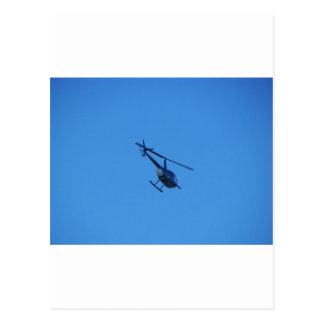 R44 Helicopter Postcard