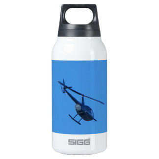 R44 Helicopter Thermos Bottle