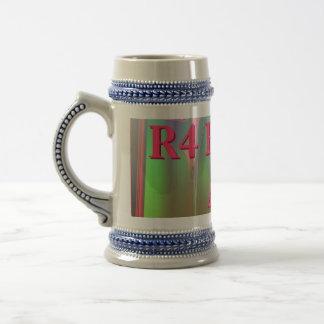 R4 BEARS Ale 18 Oz Beer Stein