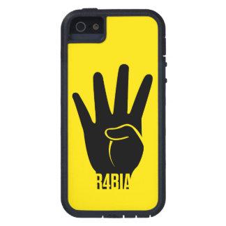 R4BIA iPhone 5 FUNDA