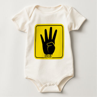 R4BIA symbol of freedom t shirt