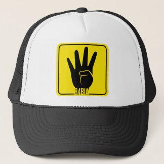 R4BIA TRUCKER HAT