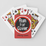"R4C Playing Cards<br><div class=""desc"">Run For Cover 52 Playing Cards.</div>"